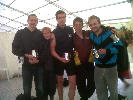 Winners of IM3 coxed fours