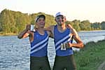 Winners of IM3 Double Sculls