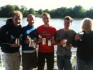 Barnes & Mortlake Regatta winners