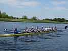 The winning 'E' eight