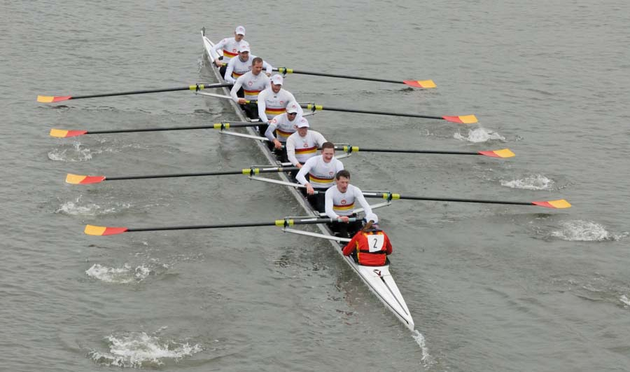 Tideway Scullers School Men's Elite Crew