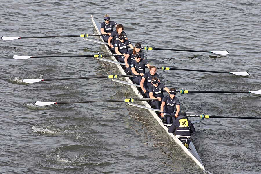 Oxford University Women's Elite Crew