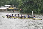 Thames Cup 'B' VIII at Fawley Court