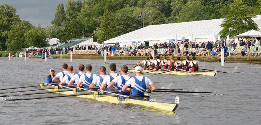 Racing at Henley