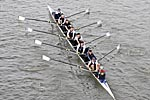 London Rowing Club - Masters B/C Handicap Winners