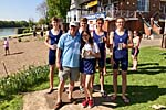 J15 coxed four winners