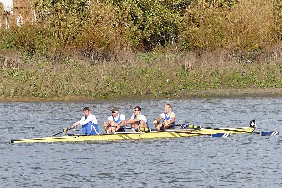 Winners of Championship Coxed Fours