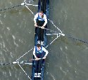 Rowers from above