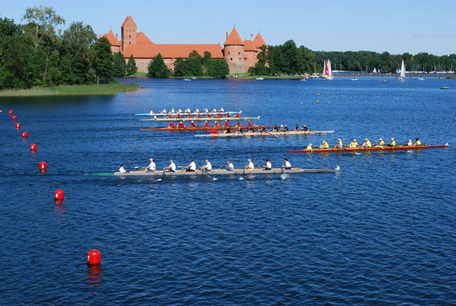 The Trakai course