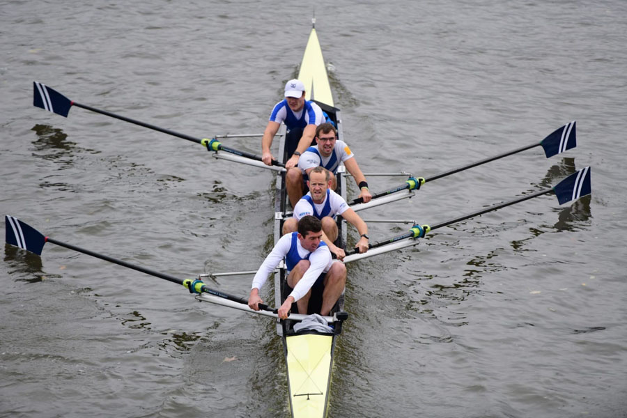 Band 1 Coxed Four